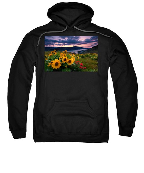 Balsam Root Sunrise Sweatshirt