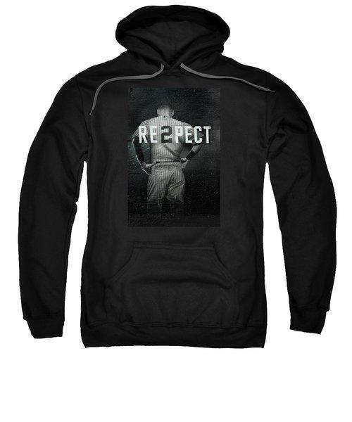 Baseball Sweatshirt by Jewels Blake Hamrick