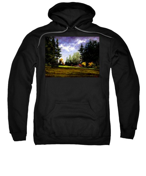 Battle Ground Park Sweatshirt