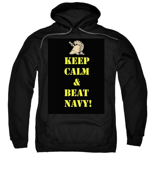 Beat Navy Sweatshirt
