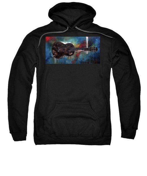 Bob Marley's First Sweatshirt