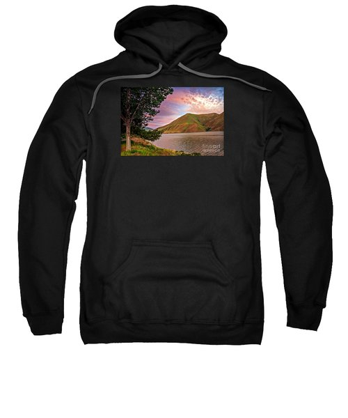 Beautiful Sunrise Sweatshirt by Robert Bales