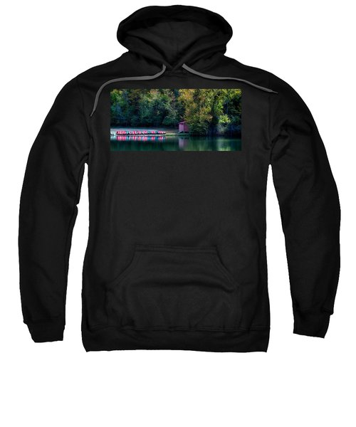 Beavers Bend Reflection Sweatshirt