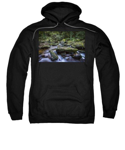 Belelle River Neda Galicia Spain Sweatshirt