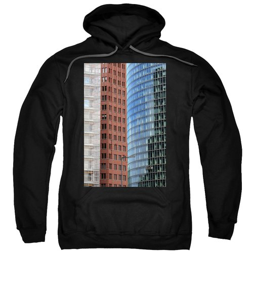 Berlin Buildings Detail Sweatshirt