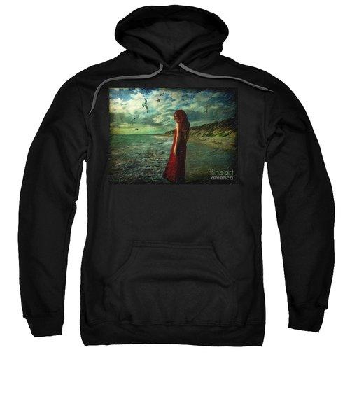 Between Sea And Shore Sweatshirt