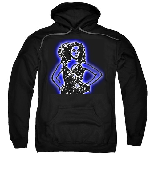 Beyonce Radiant And Glowing Sweatshirt by Tommy Midyette
