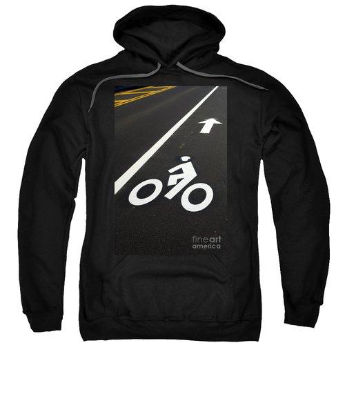 Bicycle Lane Sweatshirt