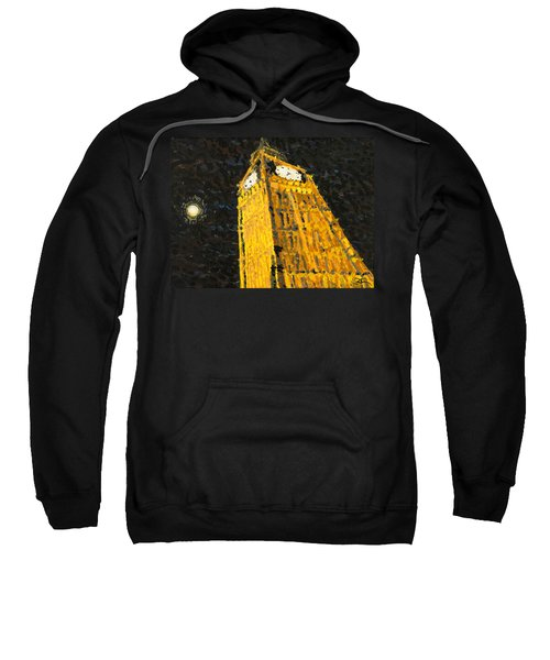Big Ben At Night Sweatshirt