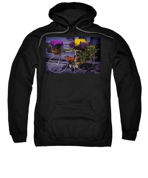 Bike Planter Sweatshirt