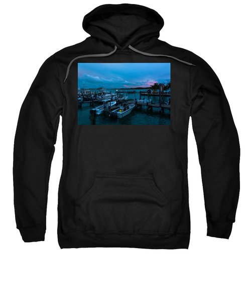 Bimini Big Game Club Docks After Sundown Sweatshirt