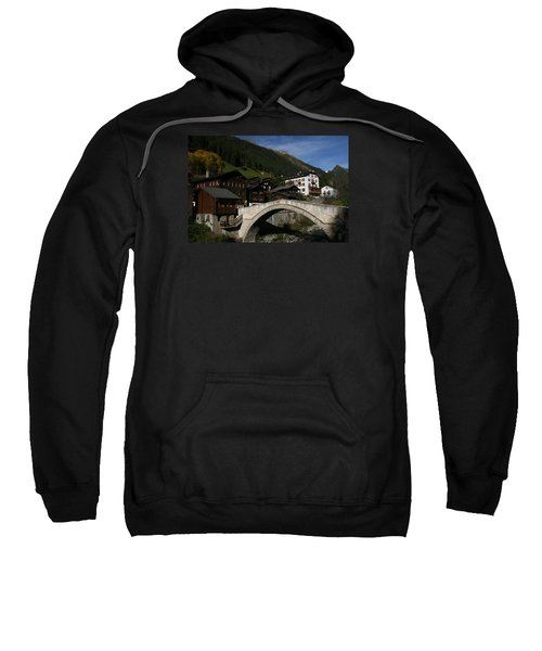 Sweatshirt featuring the photograph Binn by Travel Pics