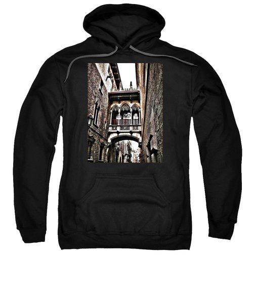 Bishop's Street - Barcelona Sweatshirt