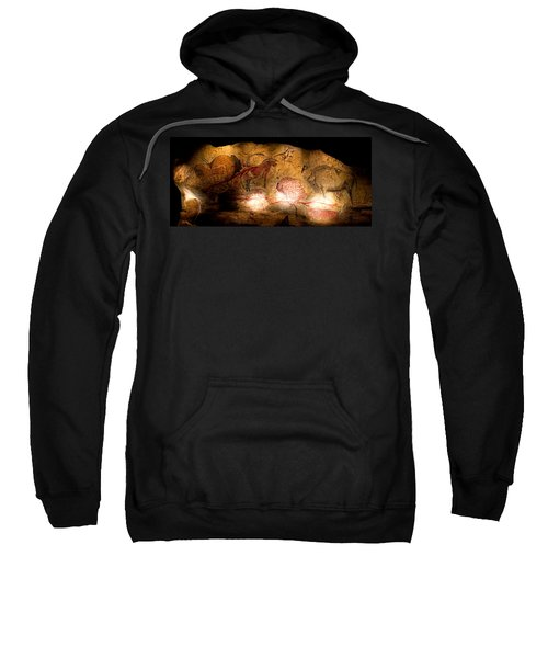 Bisons Horses And Other Animals Sweatshirt