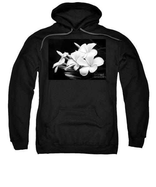 Black And White Lightning Sweatshirt