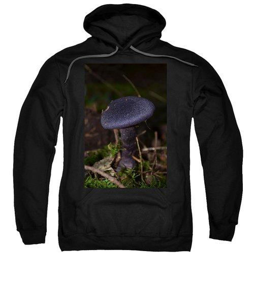 Black Mushroom Sweatshirt