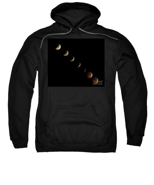 Blood Moon Sweatshirt by James Dean