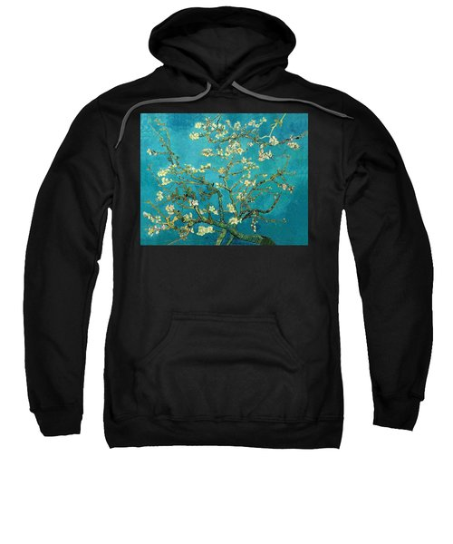 Blossoming Almond Tree Sweatshirt