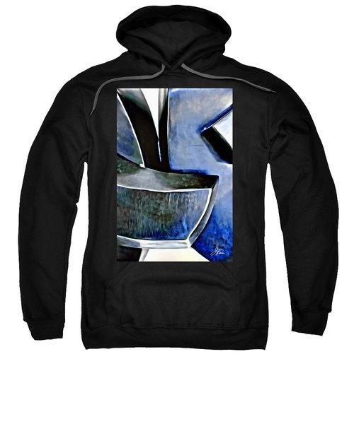 Blue Iron Sweatshirt
