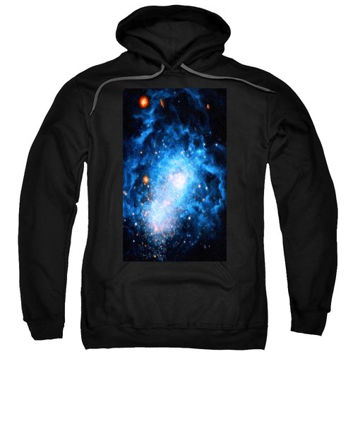 Blue Magellan Sweatshirt