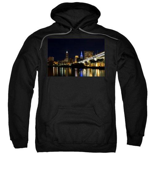 Blues In Cleveland Ohio Sweatshirt