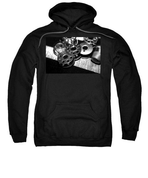 Bobbins 2 Bw Sweatshirt