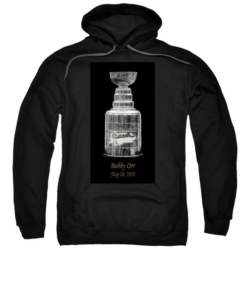 Bobby Orr 3 Sweatshirt