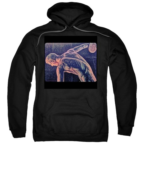 Body Beautiful Sculpture Sweatshirt