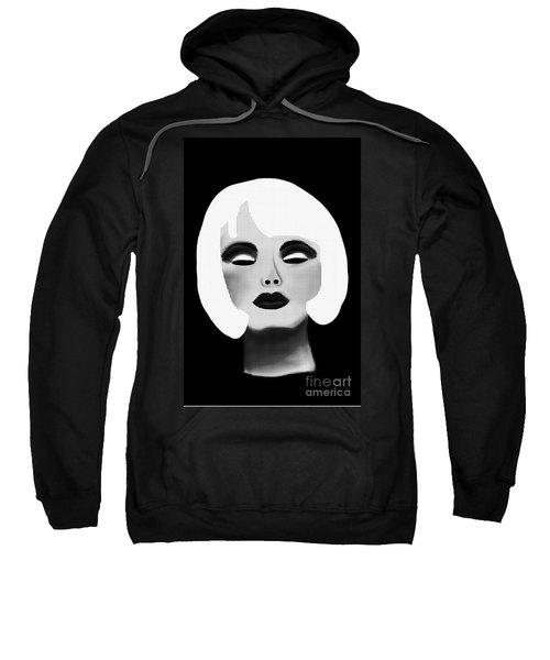 Bold Blonde Beauty Sweatshirt