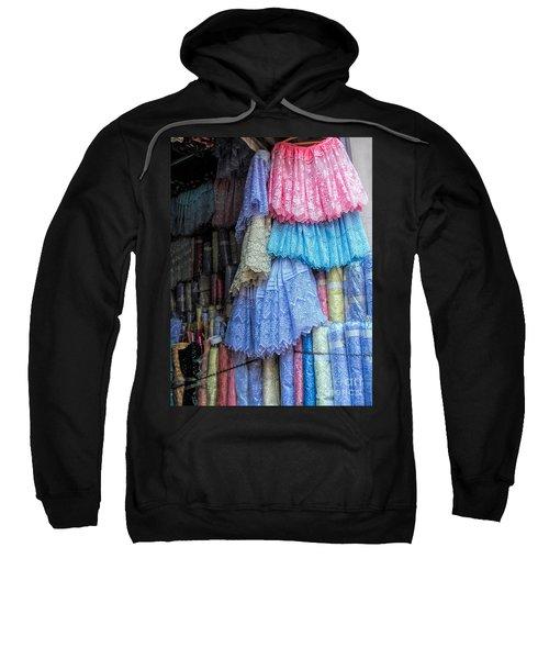 Bolivian Chic Sweatshirt