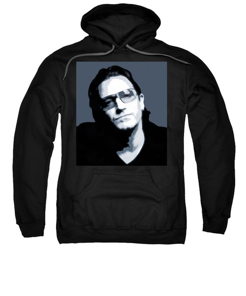 Bono Sweatshirt by Dan Sproul