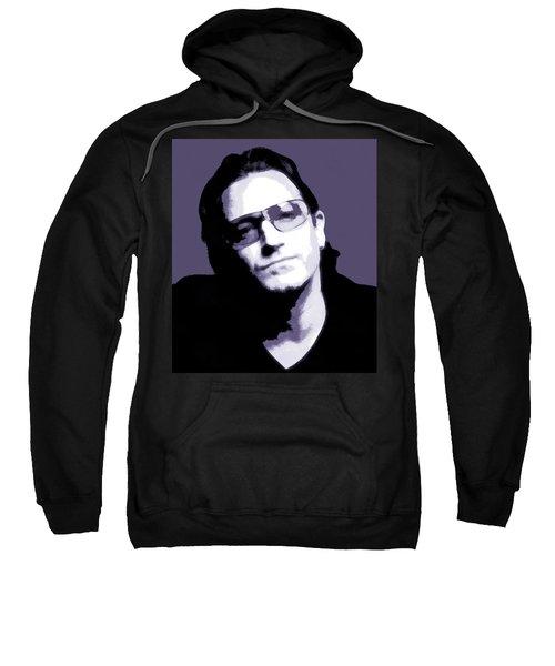 Bono Portrait Sweatshirt by Dan Sproul