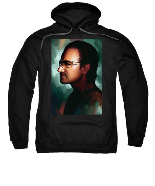 Bono U2 Artwork 1 Sweatshirt