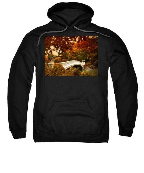 Bow Bridge Fall Fantasy Sweatshirt