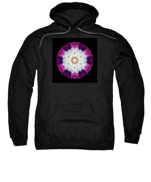 Bowl Of Beauty Peony II Flower Mandala Sweatshirt