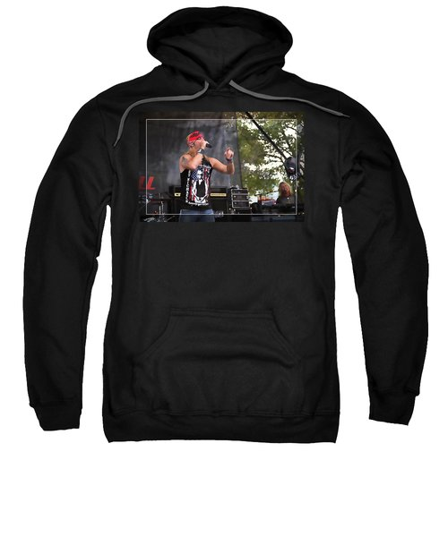 Bret Making Music Sweatshirt