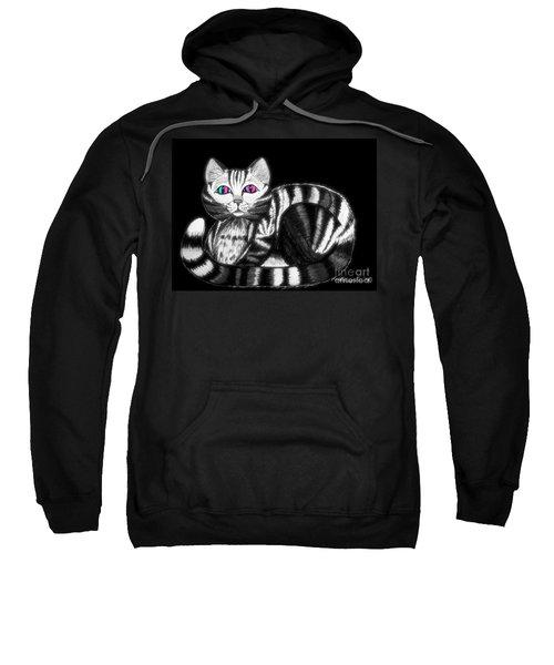 Bright Cat Eyes Sweatshirt