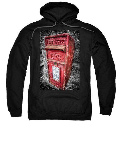 British Post Box Sweatshirt