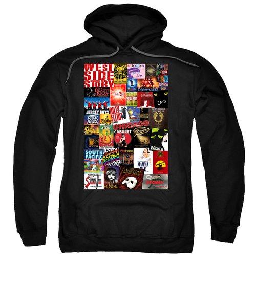 Broadway 4 Sweatshirt