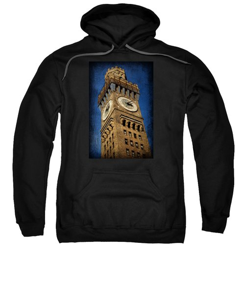 Bromo Seltzer Tower No 3 Sweatshirt