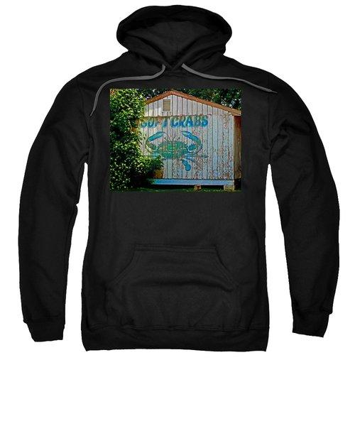Buckroe Crab Shack Sweatshirt