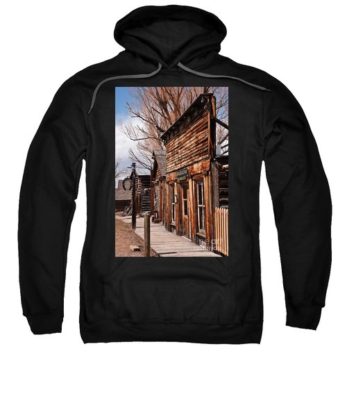 Business Block Sweatshirt