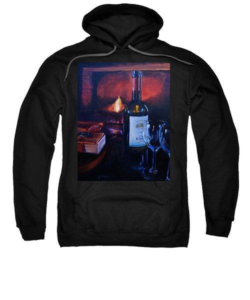 By The Fire Sweatshirt