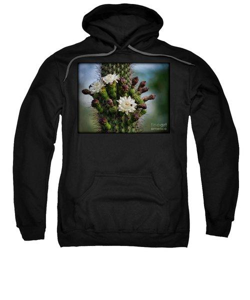 Cacti Bouquet  Sweatshirt