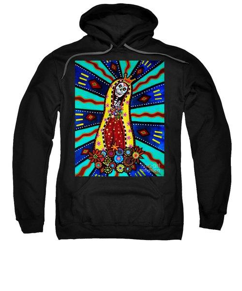Calavera Virgen Sweatshirt