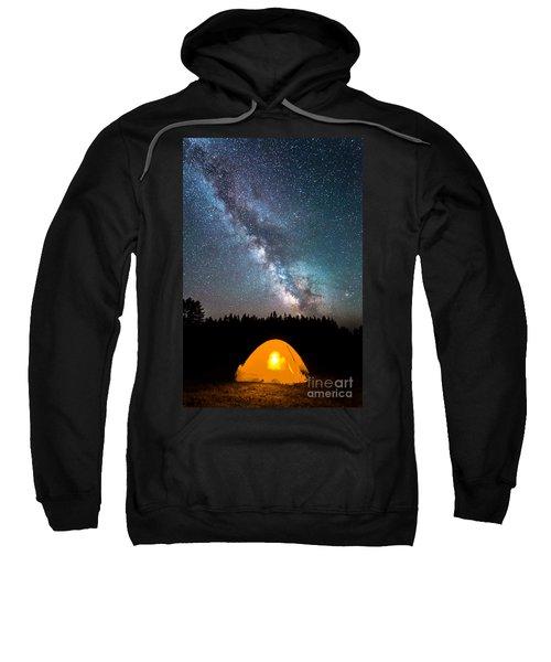 Camping Under The Stars Sweatshirt