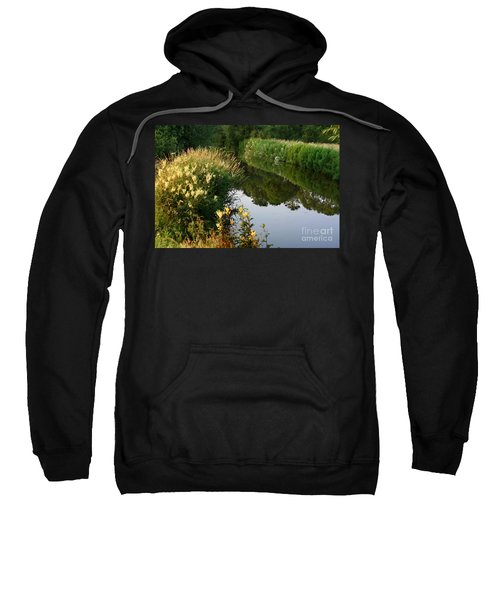 Canal Reflections Sweatshirt