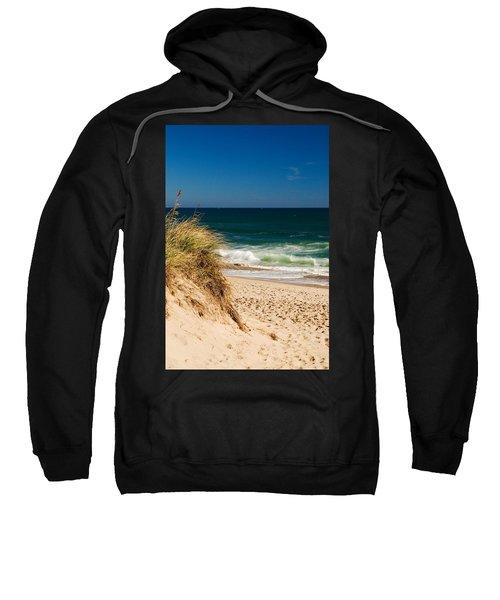 Cape Cod Massachusetts Beach Sweatshirt