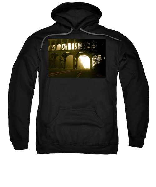 Cape Creek Bridge Sweatshirt