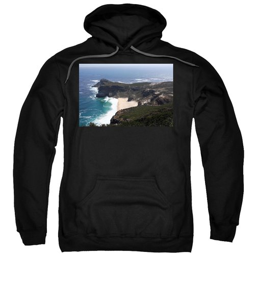 Cape Of Good Hope Coastline - South Africa Sweatshirt